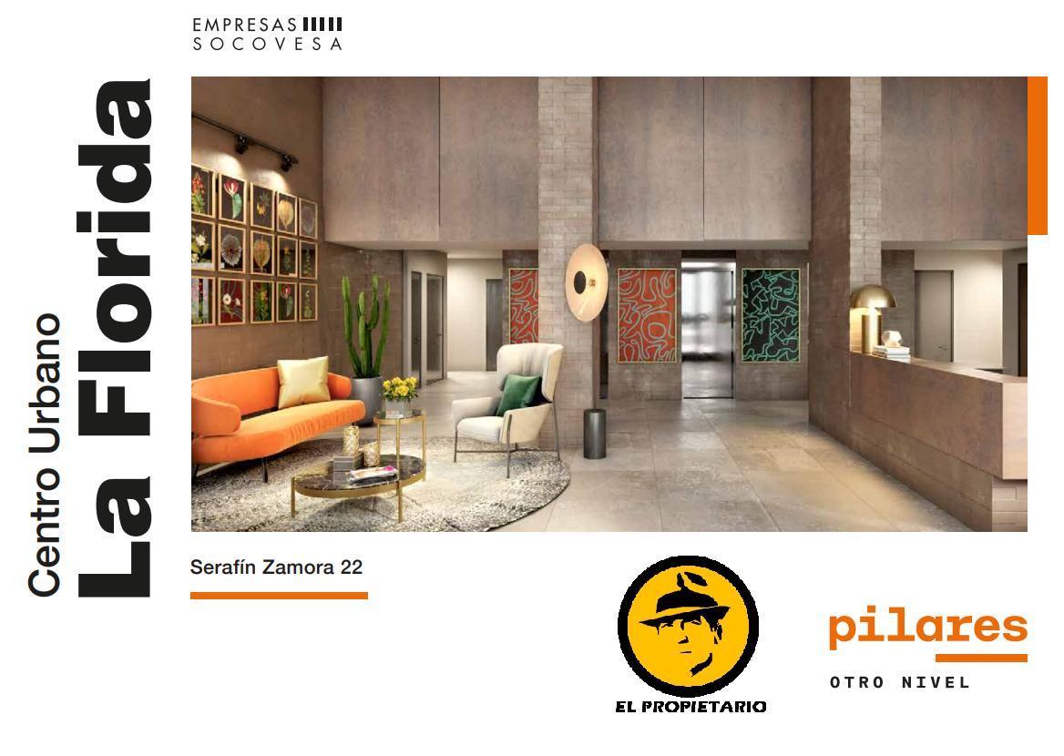Edificio Fecha Entrega año 2022 Serafín Zamora 22 - La Florida